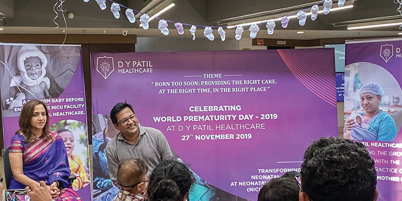 World Prematurity Day Celebration – 27th November 2019